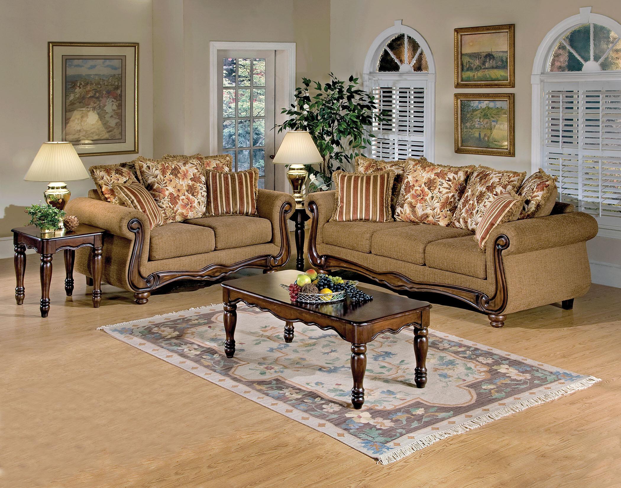 Aj homes studio olysseus configurable living room set wayfair