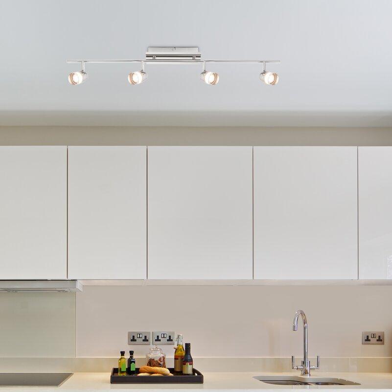 bright life led deckenstrahler 4 flammig noelia bewertungen. Black Bedroom Furniture Sets. Home Design Ideas