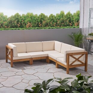 patio sectionals you ll love wayfair rh wayfair com outdoor patio couch set outdoor patio couch diy
