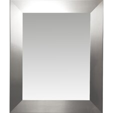 White Wall Mirror modern wall mirrors | allmodern