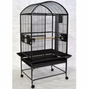Gunner Large Dome Top Bird Cage