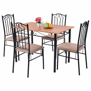 Rossi 5 Piece Dining Set