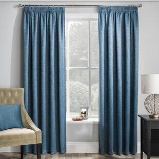 Blue Curtains Wayfair Co Uk