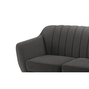 Shaftsbury Standard Loveseat by George Oliver