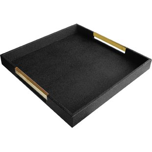 Beck Ottoman Coffee Table Tray
