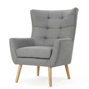 Modern Contemporary Wingback Accent Chairs You Ll Love In 2019