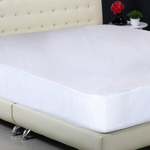 Luxury Fitted Hypoallergenic Waterproof Mattress Protector by Protect-A-Bed