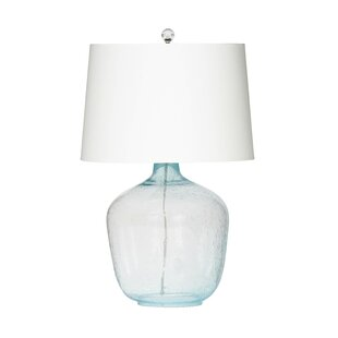Seeded Gl 27 Table Lamp