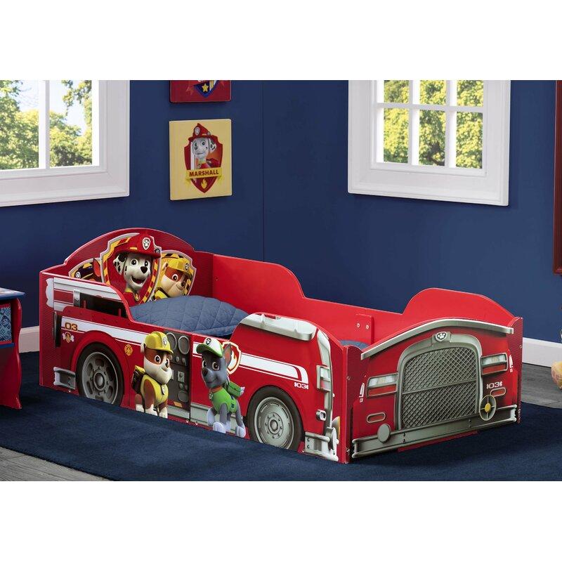 Bon Nick Jr. PAW Patrol Toddler Car Bed