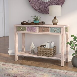 the latest cb3e9 9b807 Rosecliff Heights Wood Console Tables You'll Love | Wayfair