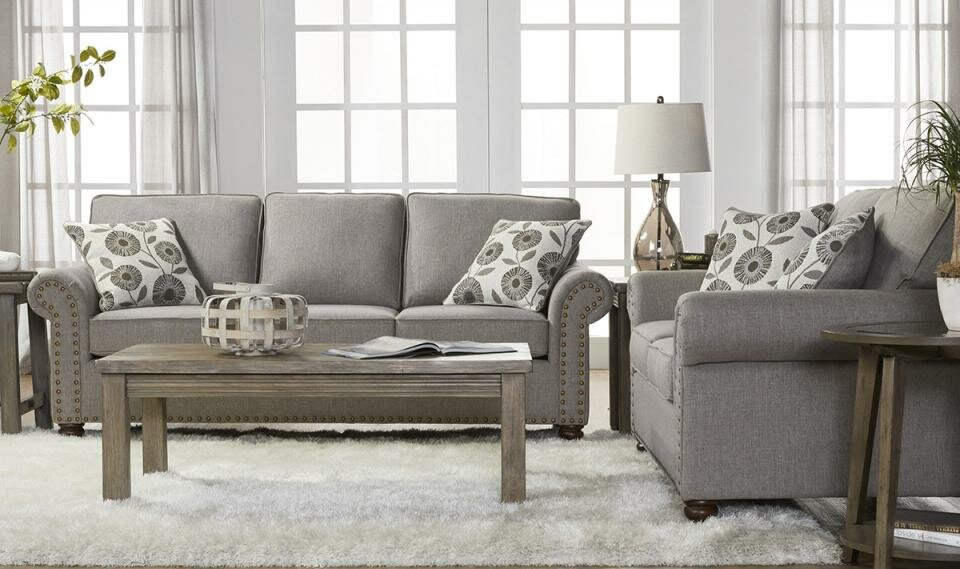 Serta Upholstery Hamza Configurable Living Room Set