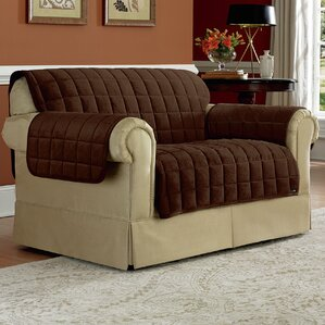 Deluxe Box Cushion Loveseat Sl..