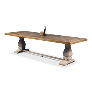 The Frisco Solid Wood Dining Table