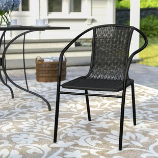 Retro Metal Patio Chairs Wayfair