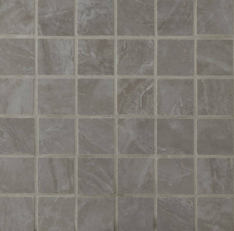 Pietra Pearl 2 X Porcelain Mosaic Tile In