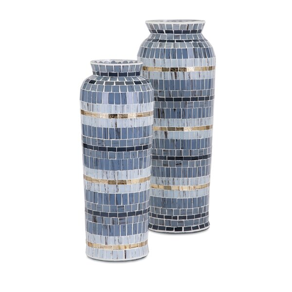 Mosaic Vase Wayfair