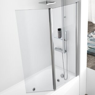 Shower Screen Over Bath over bath shower screens | wayfair.co.uk