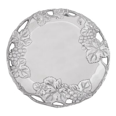 Grape 12\  Dinner Plate  sc 1 st  Wayfair & Aluminum Dinner Plates You\u0027ll Love | Wayfair.ca