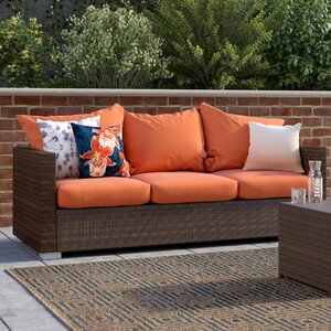 Ellie Outdoor Sofa with Cushions