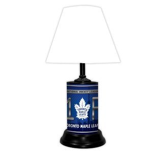 Sports table lamps youll love wayfair nhl 185 table lamp mozeypictures Images