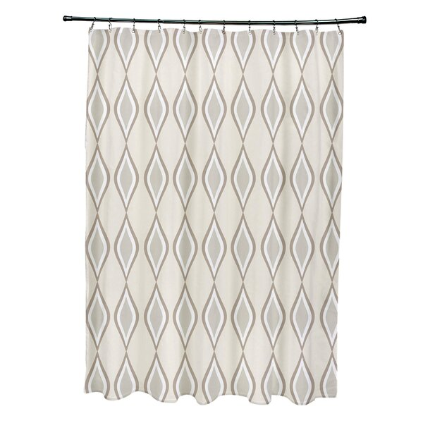 E By Design Diamond Shower Curtain Reviews