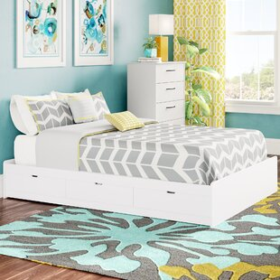 Divito Beautiful Dazzling Full Storage Platform Bed \u0026 Double Included Beds You\u0027ll Love   Wayfair