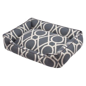 Premium Cotton Blend Lounge Bolster Bed