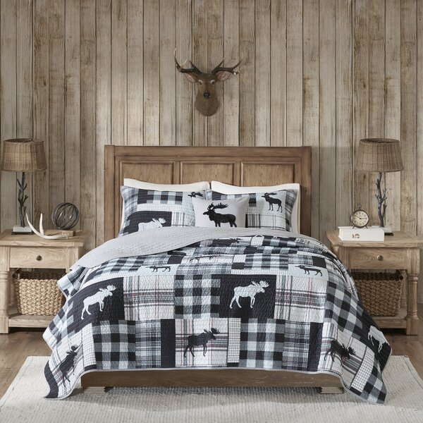 Woolrich Sweetwater Oversized 4 Piece Quilt Set & Reviews