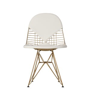 High Littleton Gold Side Dining Chair New Design