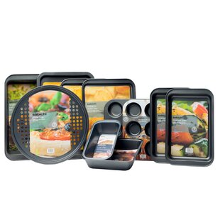 10 Piece Non-Stick Bakeware Set by Home Etc