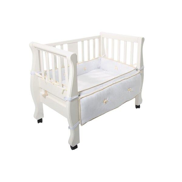 Arm S Reach Sleigh Bed Co Sleeper 174 Bassinet Amp Reviews