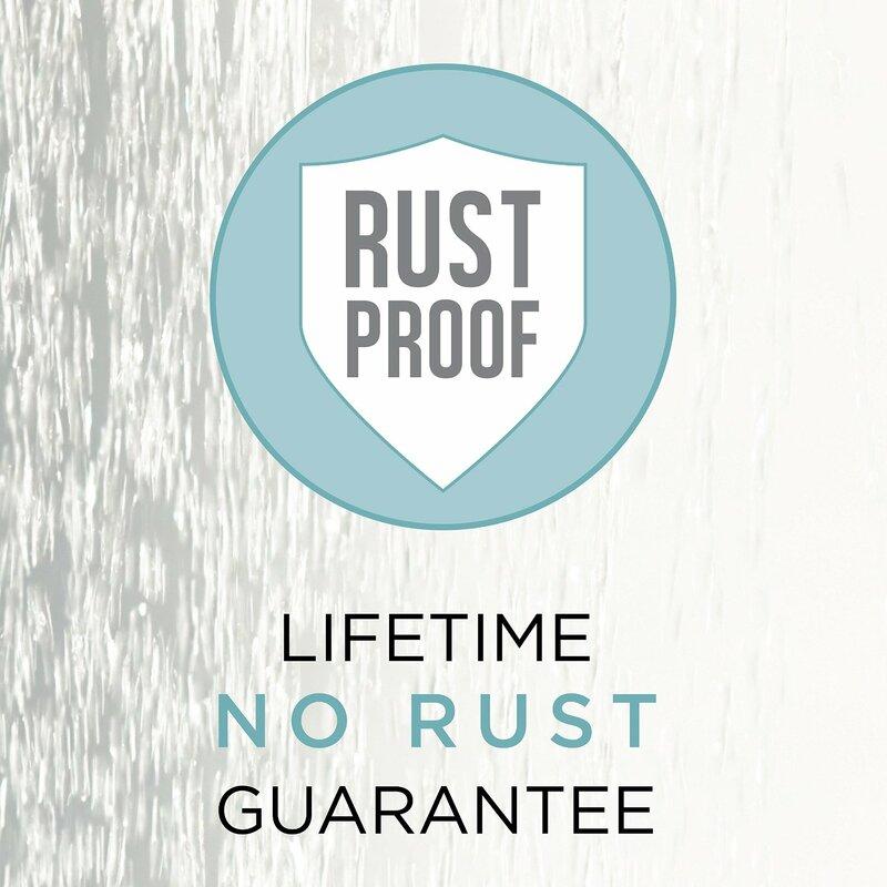Versalot No-Rust Shower Caddy & Reviews   Wayfair