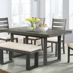 Donna Dining Table by Latitude Run