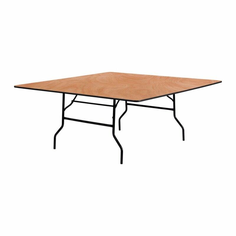 Marvelous 72u0027u0027 Square Folding Table