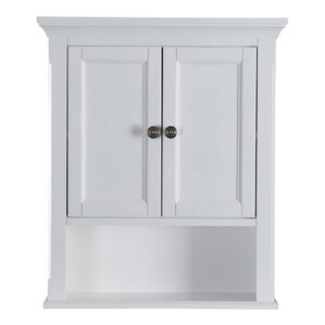 bathroom wall cabinets white.  Wall Mounted Bathroom Cabinets You ll Love Wayfair