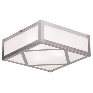 Cena 1-Light Flush Mount