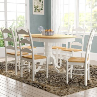 Carthage 7 Piece Extendable Dining Set
