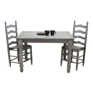 Benson Solid Wood Dining Table