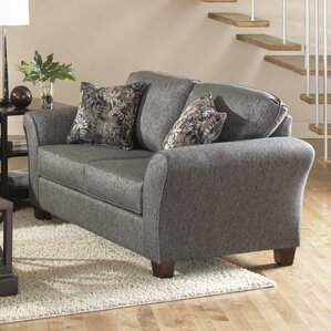 Serta Upholstery Westbrook Loveseat by Alcott Hill
