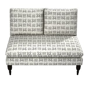Ilana Armless Love Seat by..