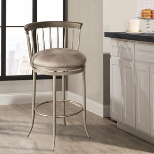 Thach 26'' Swivel Bar Stool