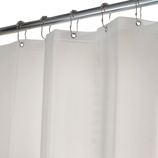 Mildew Free EVA 55 Gauge Single Shower Liner