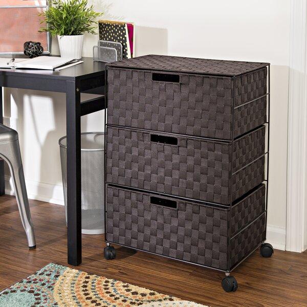 Merveilleux 3 Drawer Storage Chest | Wayfair