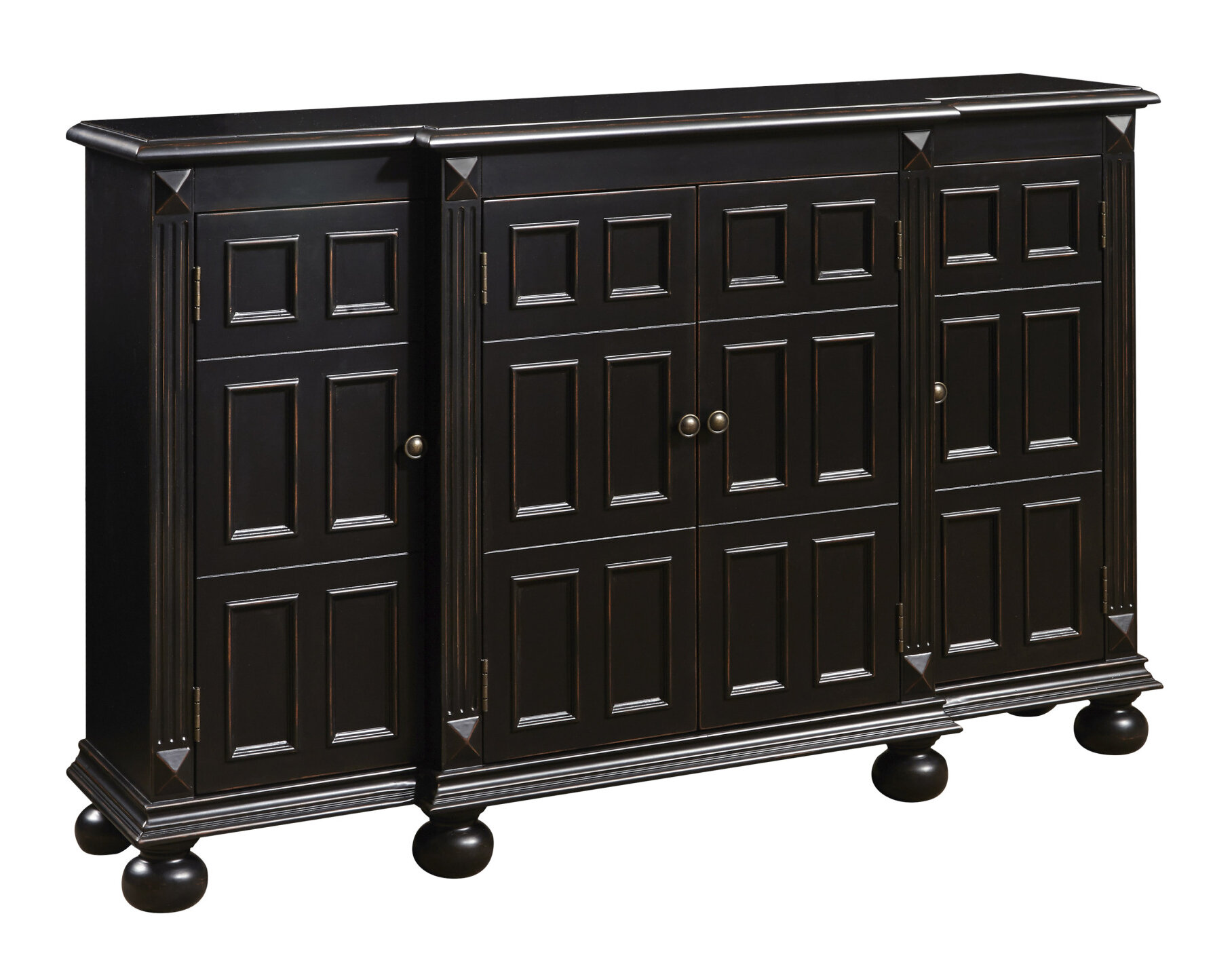 Narrow Hall Console Cabinet