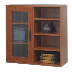 Safcou00ae Apresu0099 Modular Storage Single Door/Open Standard Bookcase