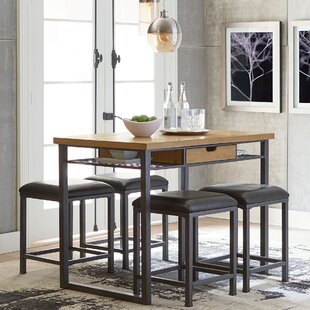 Enmore 5 Piece Dining Set Reviews