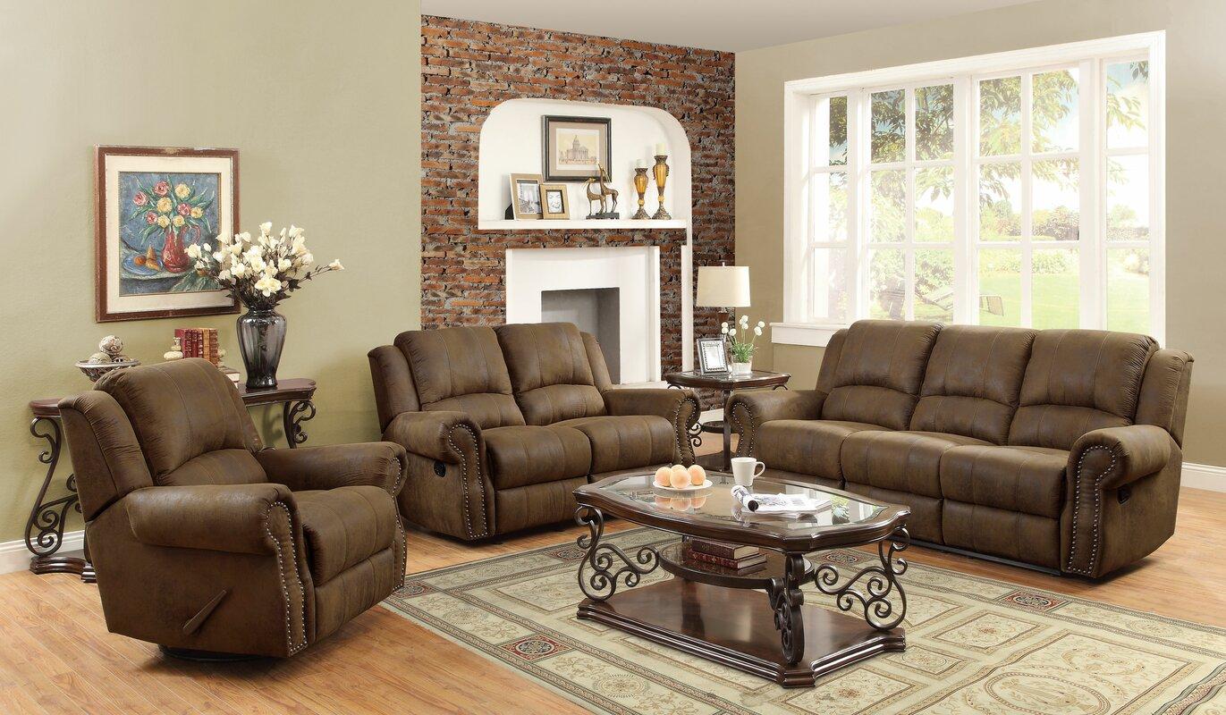 Darby Home Co Configurable Living Room Set Reviews Wayfair