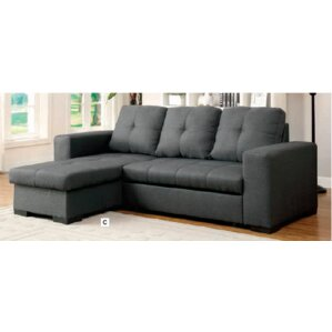 Candace Reversible Sectional Collection by L..