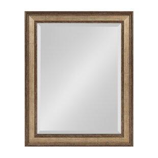 a25bd3005268 Gold Wall Mirrors You ll Love