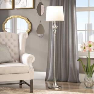 Glam & Rustic Floor Lamps You\'ll Love in 2019 | Wayfair